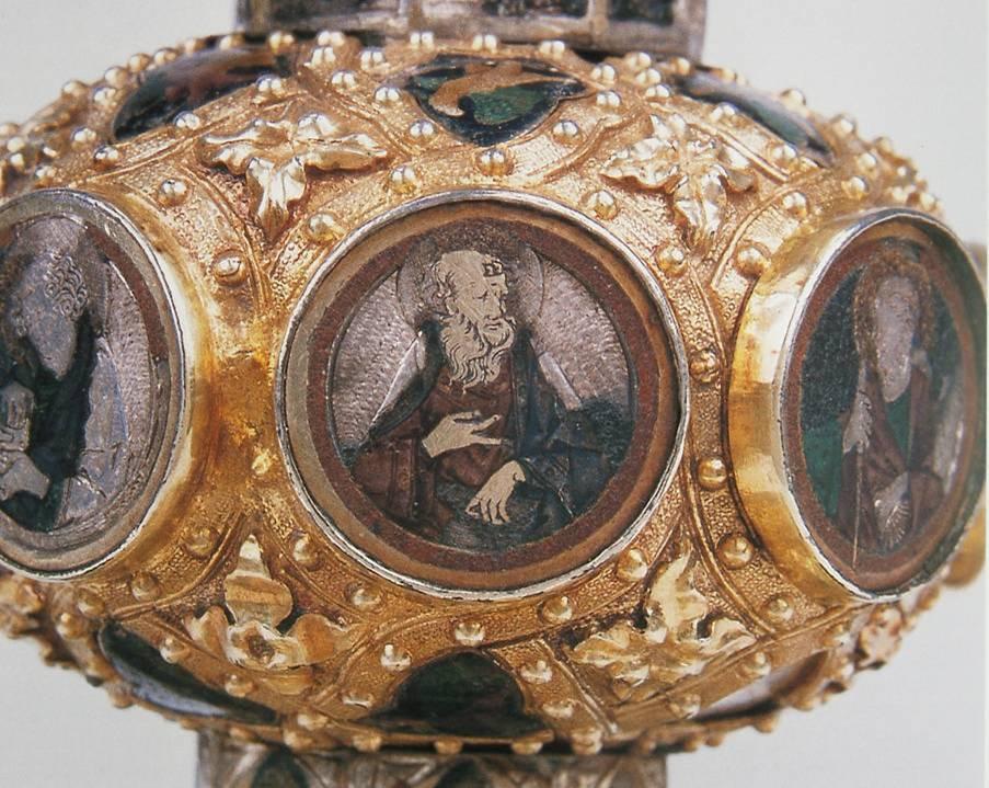Sec. XIII - Guccio di Mannaia : Niccolò IV Cup - St Francesco - Assisi