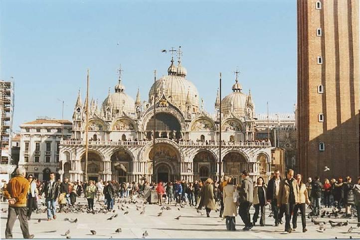 San Marco a Venezia Storia Dell'arte Venezia Basilica di San Marco